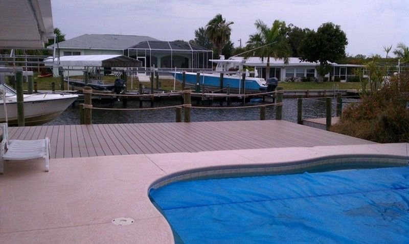 Cozy Waterfront Home With Heated Pool., vacation rental in Saint James City