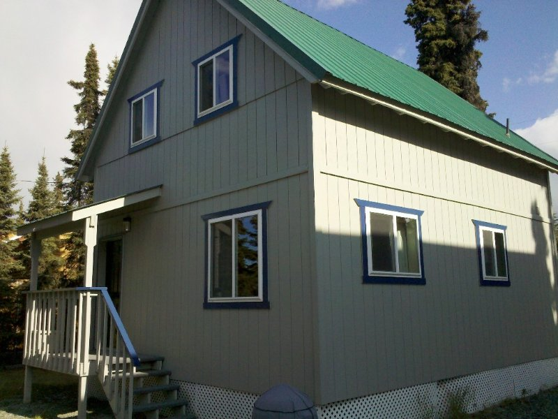 4 bedroom cabin on the Kenai River, holiday rental in Soldotna