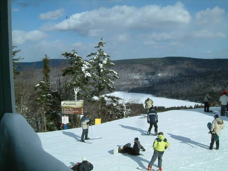 Top of the Bowl - Lakeview