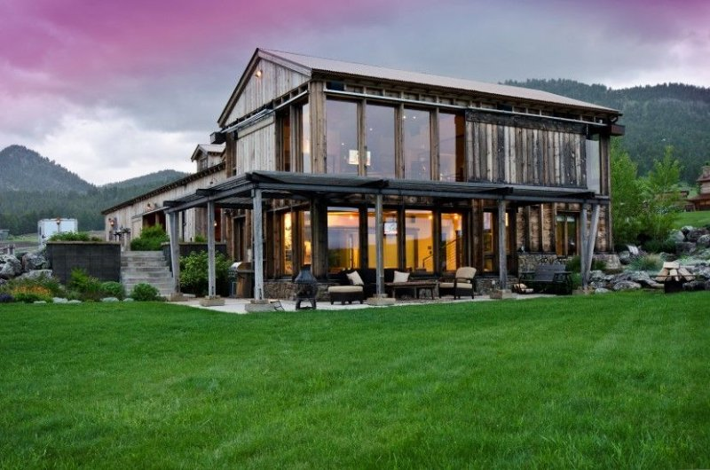 Stunning 60 Acre Ranch in Bridger Canyon, aluguéis de temporada em Bozeman