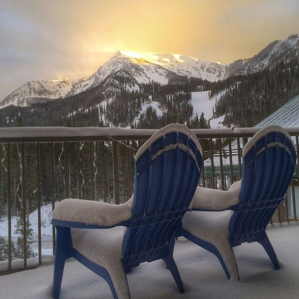 Highest Rated! 'Best Views of All! Modern, Luxurious, Large Condo Near Bavarian' – semesterbostad i Taos Ski Valley