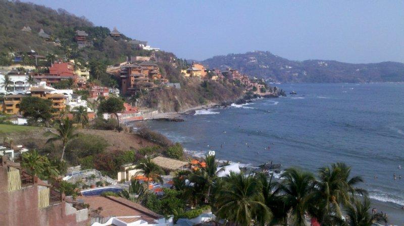 Panoramic Ocean View, holiday rental in Zihuatanejo
