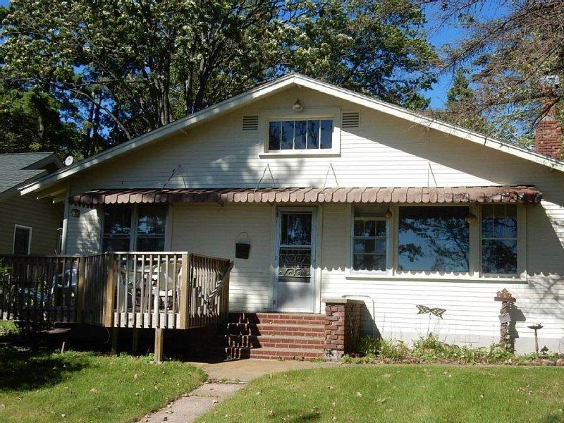 Ethel's Cottage - Gull Lake Nisswa Cabin - Near Grand View Lodge, vacation rental in Nisswa