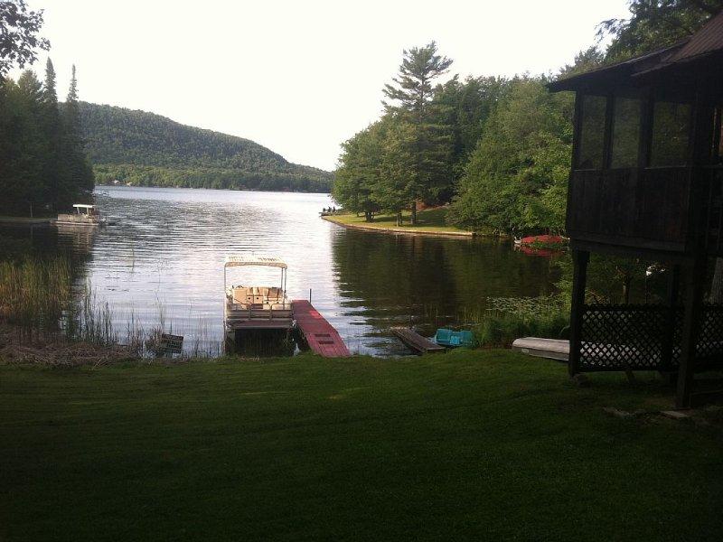 Adirondack 'Big House', location de vacances à Old Forge