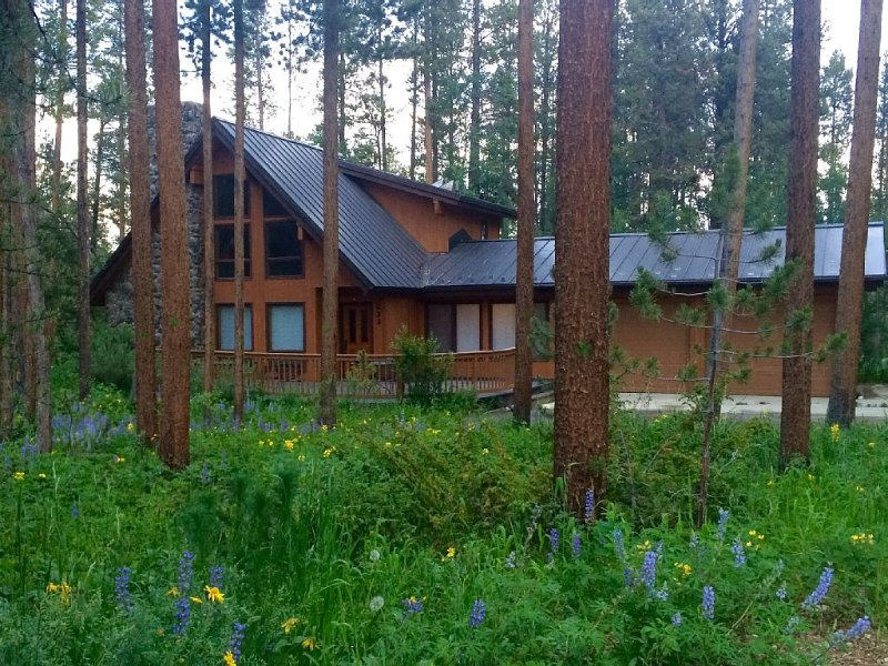 Charming Cabin Nestled in the Woods, close to town!, alquiler de vacaciones en Fraser