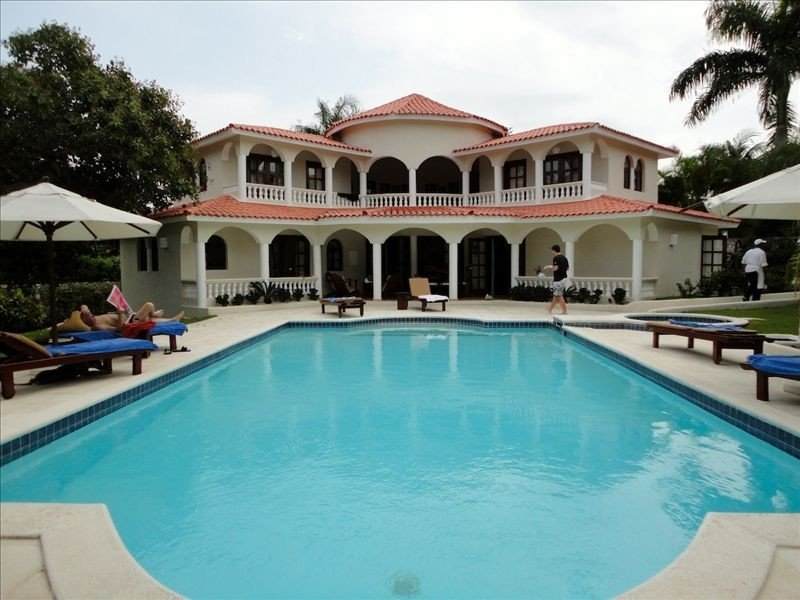 Amazing Villa with Shareholder's Luxury Benefits! - Lowest All-inclusive ($57), vacation rental in Puerto Plata