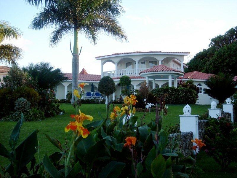 Big private Backyard
