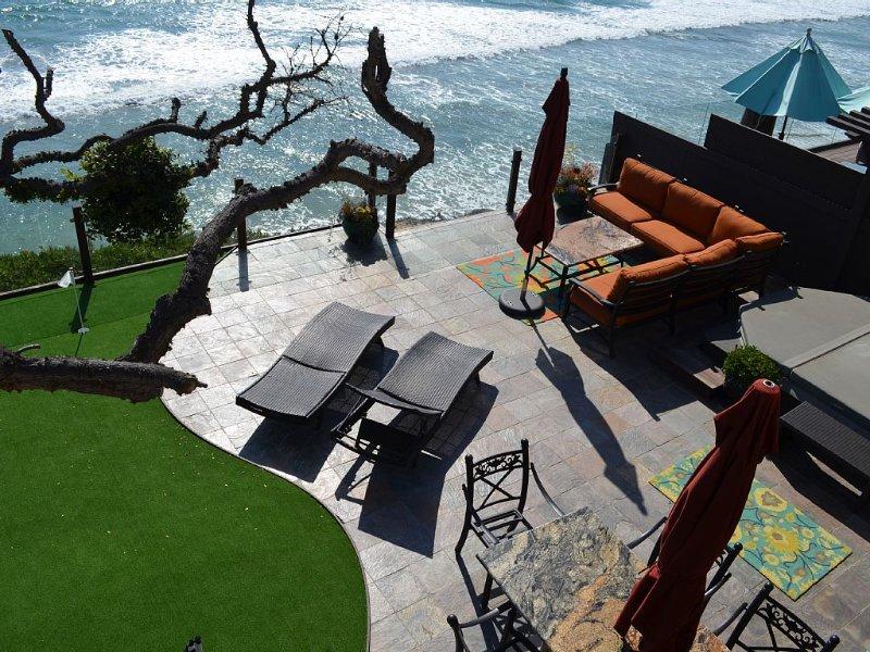 Stunning Oceanfront Luxury Designer Estate – semesterbostad i Encinitas