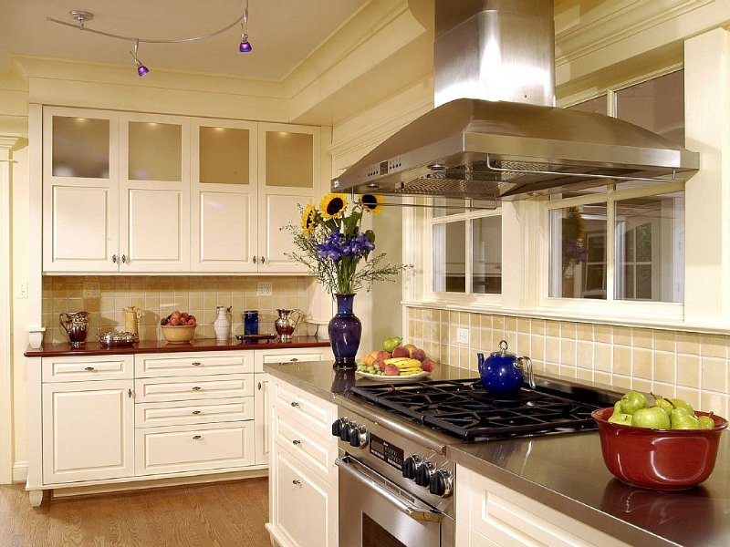 Gourmet Kitchen.  Two doorways to Dining room for easy entertaining.