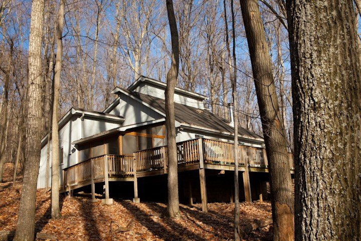 Treetop Cottage-Coolfont Mtside, vacation rental in Berkeley Springs