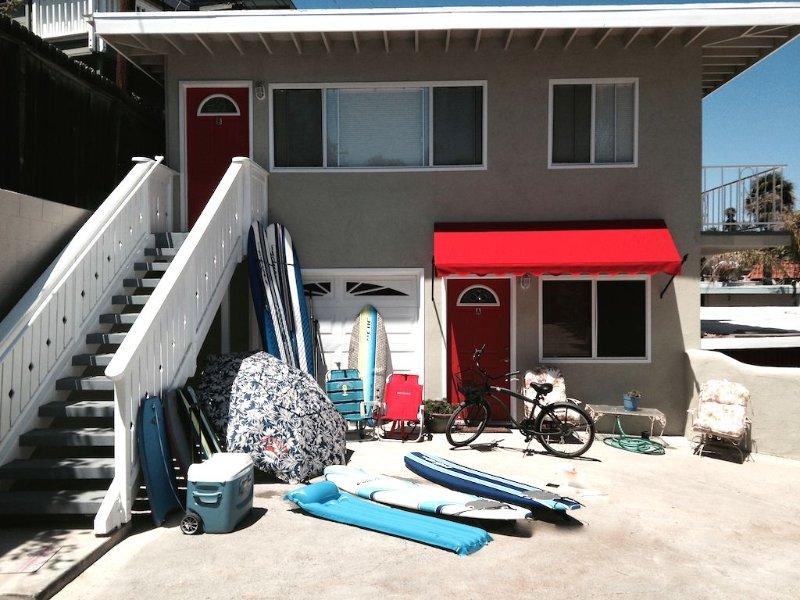 Great Beach Access, Steps To The Sand, All New Decor, Beach Gear, Location, alquiler de vacaciones en San Clemente