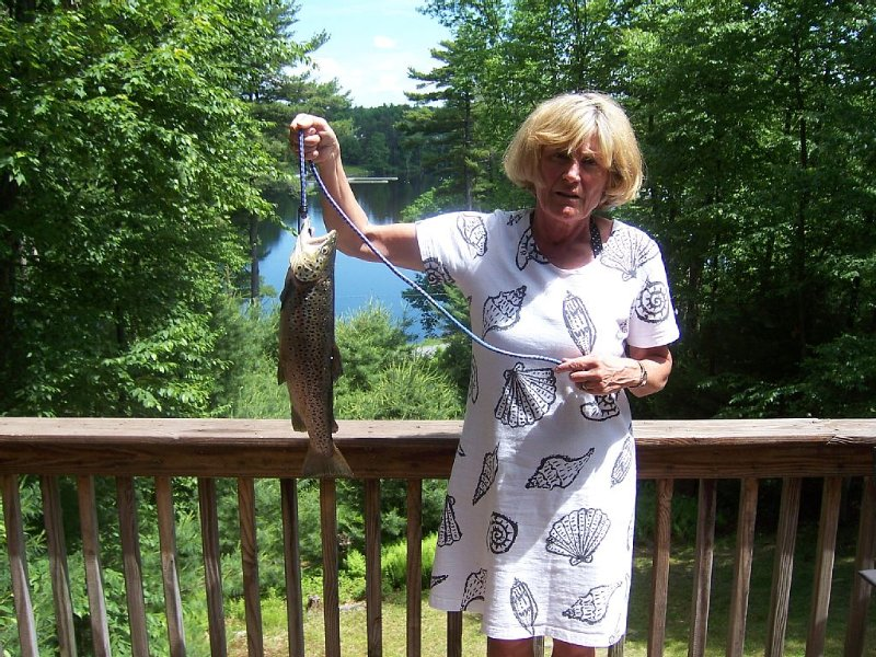 Enjoy the tranquility of our beautiful lake., casa vacanza a Port Jervis