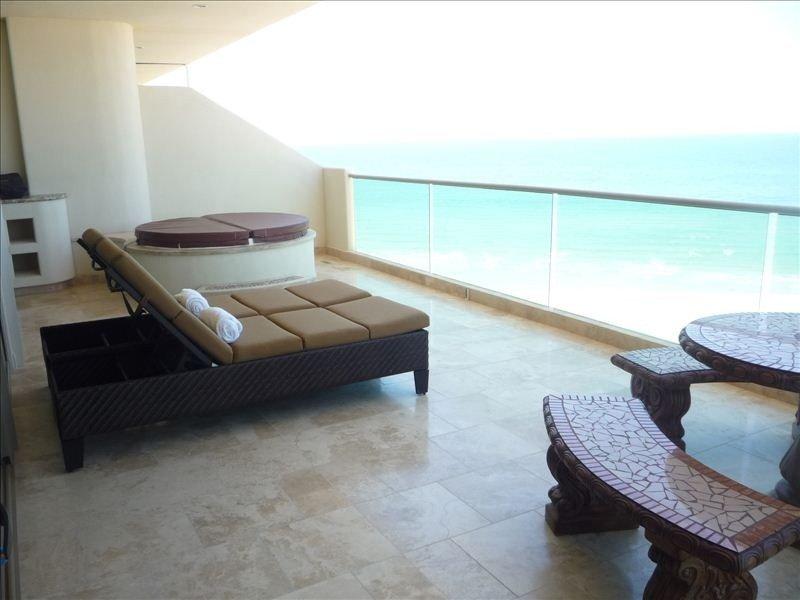 Luxury Beach Condo on the Las Conchas Peninsula – semesterbostad i Puerto Penasco