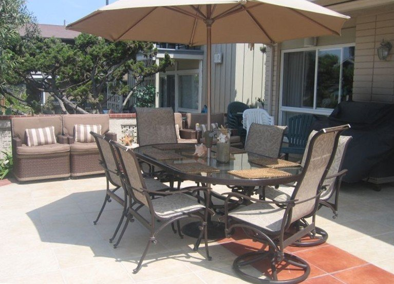 One House to the Sand, holiday rental in Newport Beach