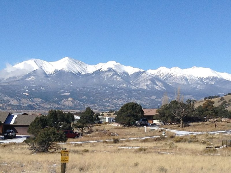 Cabin Located In The Heart Of The Rockies, vacation rental in Salida