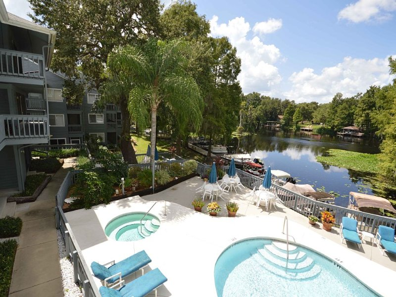 Dunnellon Fl-Rainbow River Area -Waterfront-PLEASE READ OUR EXCELLENT REVIEWS – semesterbostad i Dunnellon