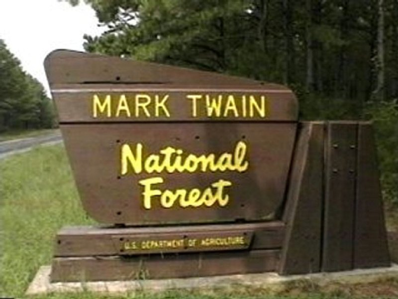 Explore the great Out Doors at Mark Twain National Forest