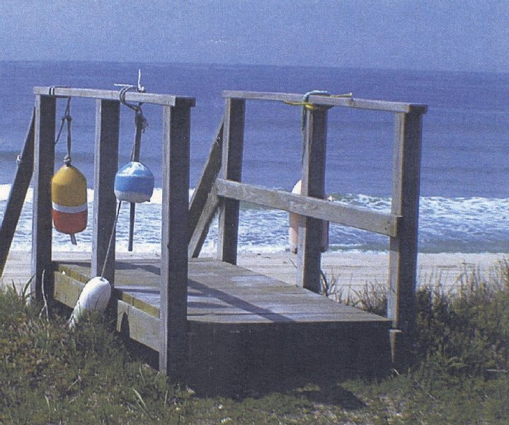 Surfside Beach Cottage----8 Minute Walk To The Beach, vacation rental in Siasconset