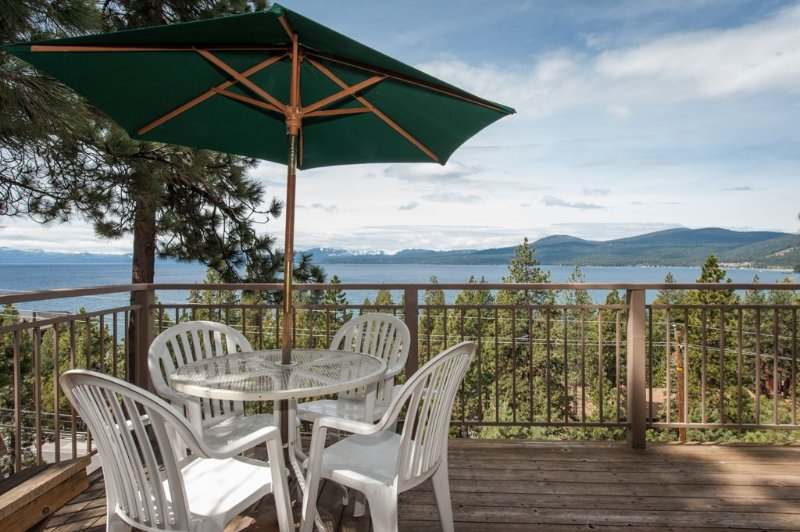 Breathtaking Views of North Lake Tahoe $200-$425 We are a 5 star review., vacation rental in Kings Beach