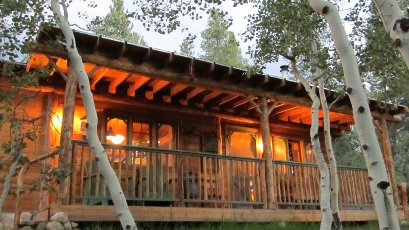 Quintessential, Box Creek Cabin at the Base of Mt. Elbert/Ideal Family Basecamp!, holiday rental in Twin Lakes