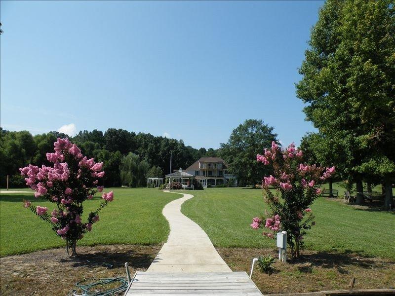Da Casa Banana2, Large Home on Beautiful Lake Oconee, alquiler de vacaciones en Greensboro