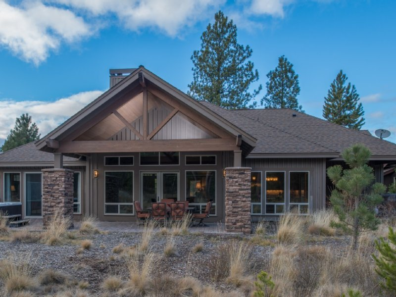Happiness is just Around the Bend, Caldera Springs Resort Sunriver, Bend Oregon, holiday rental in Central Oregon