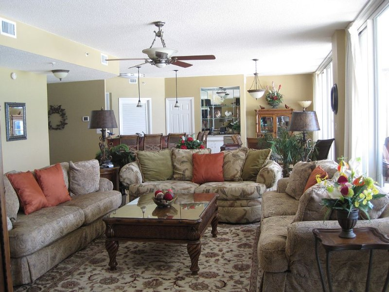 8/1 week reduced $400 - 8/29 and 9/5 weeks are also available, vacation rental in Miramar Beach
