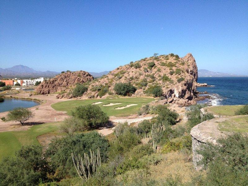 Loreto Bay Golf Resort, A Dedicated Sustainable Development In Southern Baja., vacation rental in Loreto