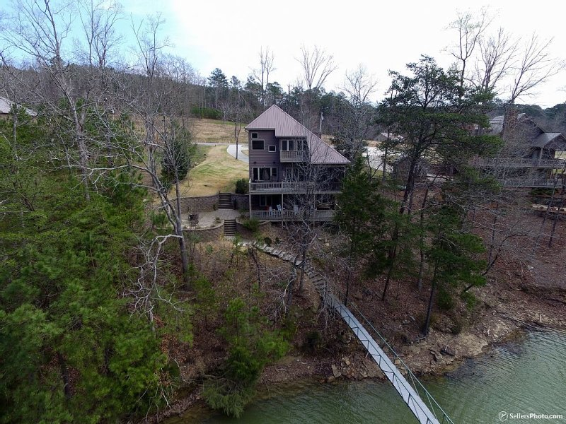Brushy Creek Lake house --  Time Out of Mind, location de vacances à Arley