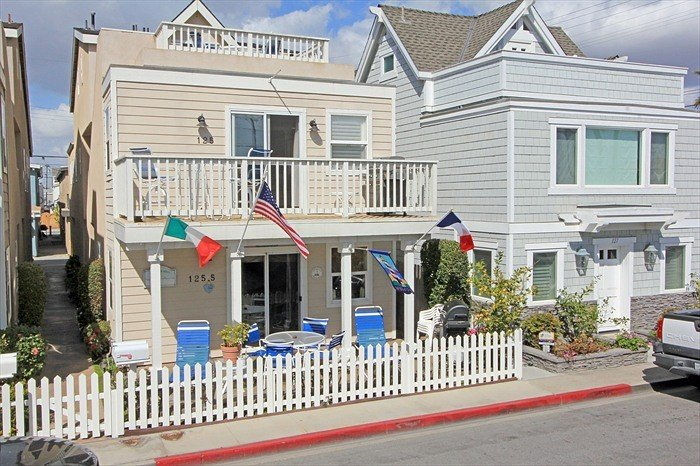 Gary's Paradise Beach House, vacation rental in Newport Beach