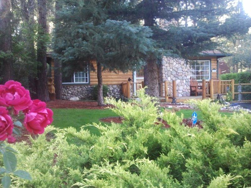 Lil Green Bear Cabin! (Verano primavera)