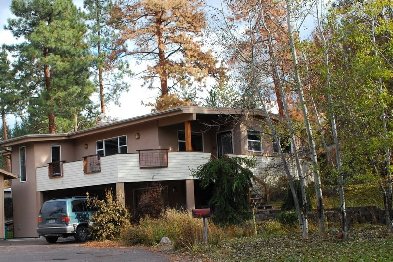 Secluded Yet Close To Everything. Quiet Park Setting. Walk Or Bike To Downtown., holiday rental in Missoula