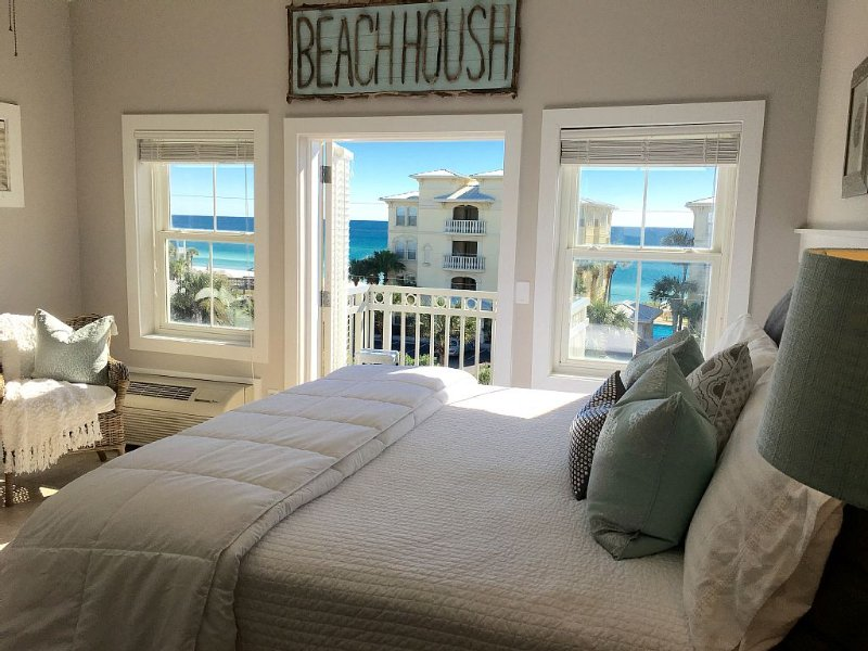 Spectacular Ocean View! Great Location On 30A / King Bed, WIFI ,Newly Remodeled!, vacation rental in Santa Rosa Beach