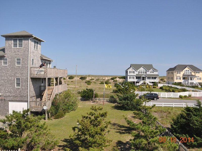 Sweet Sands of Salvo - 6BR/5.5 BATH Luxury Home with Panoramic Views, holiday rental in Hatteras Island