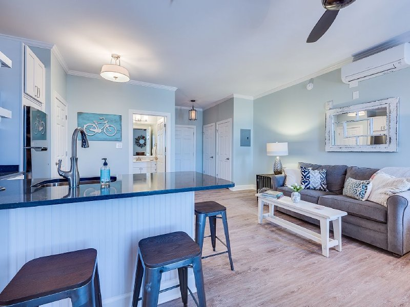 Charming studio on 30A between Rosemary Beach and Alys Beach, holiday rental in Seacrest Beach