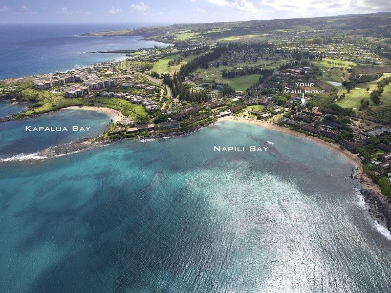 Napili's Bay's Finest----------Hale Kalani, location de vacances à Lahaina