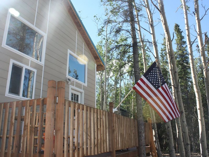 Private cabin near Denali National Park, vacation rental in McKinley Village