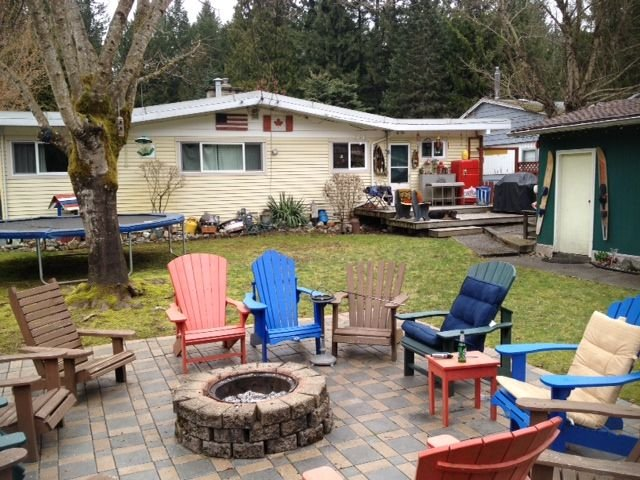 Cultus Lake Paradise In the Park, vakantiewoning in Lake Errock