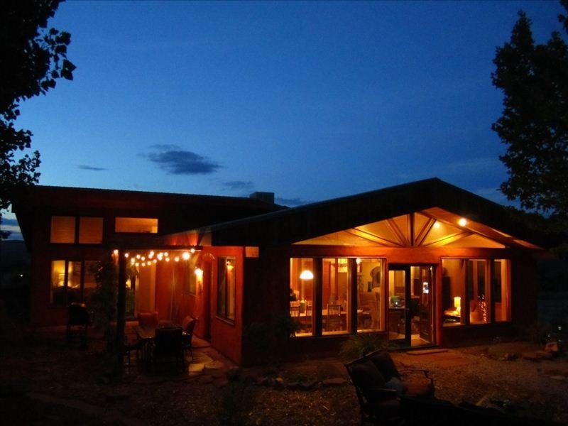 Moab Pearl Ecolodge - Enjoy green living in the desert, holiday rental in Moab
