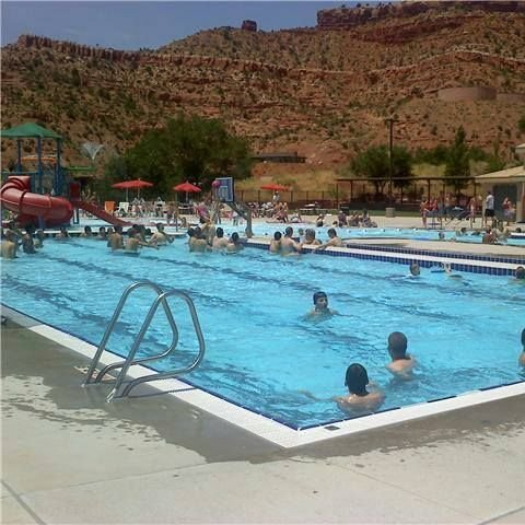 Summer fun for all ages, just two blocks from Mountain View House.