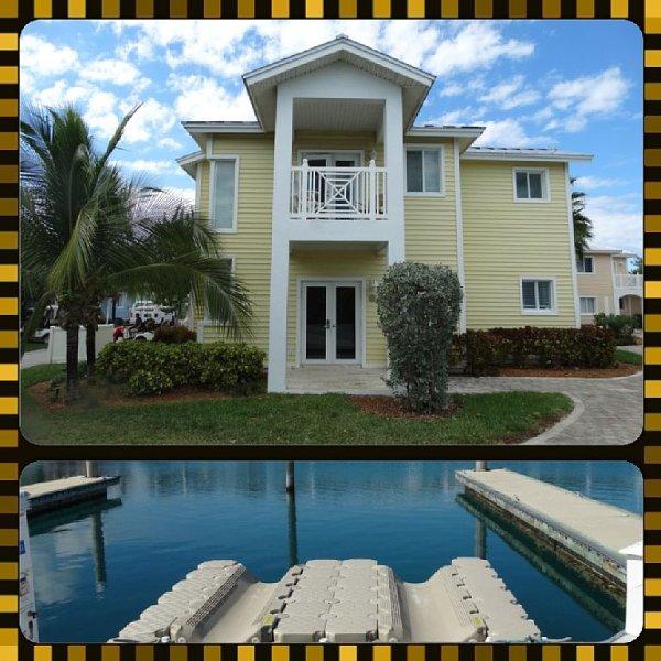 2 bed / 2 bath Villa in Alice Town, North Bimini & Optional 50 ft Marina Slip, alquiler de vacaciones en Bimini