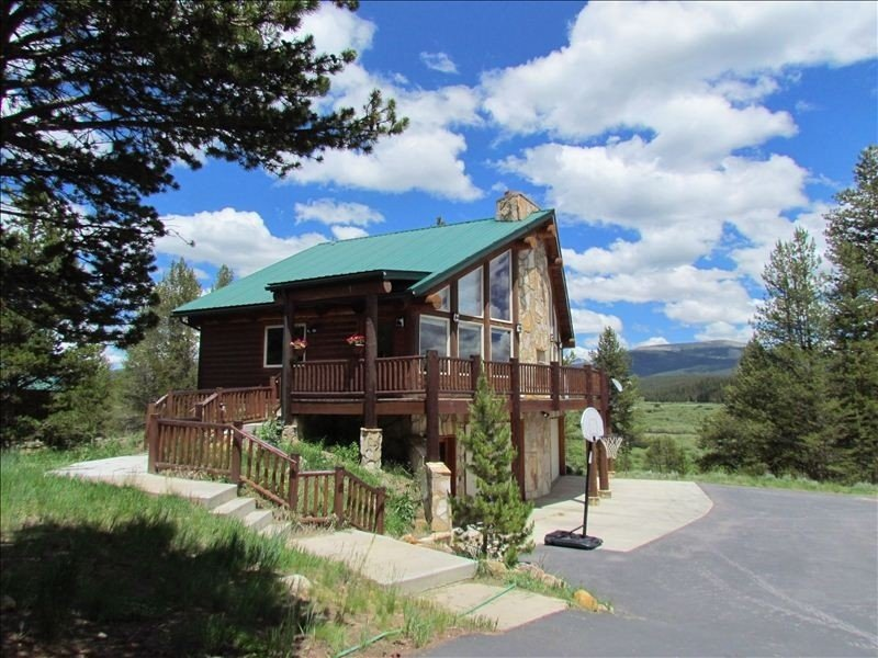 Mountain Retreat  Leadville Area with Private Fishing, vacation rental in Leadville
