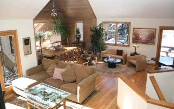 100 Yards from Gondola, Spacious,Sunny Home   Mt.Views of Emma, Bear Creek, Ajax, Ferienwohnung in Telluride