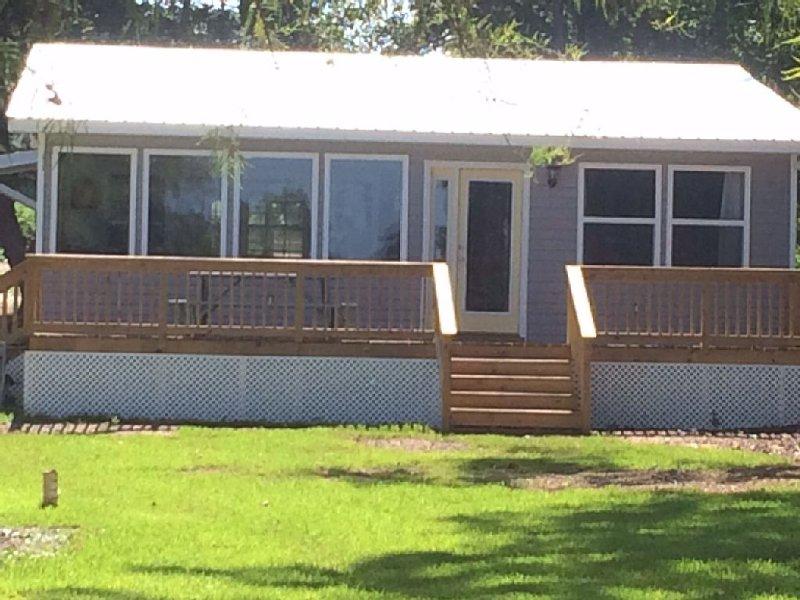 New listing: Quaint Lake Blackshear Cottage Retreat, holiday rental in Warwick