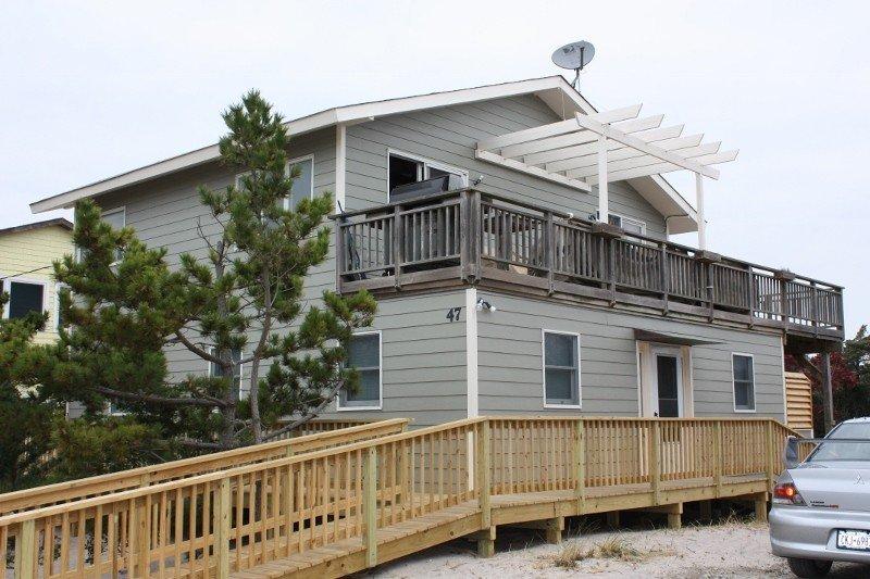 6 Bedroom, Kismet Summer House-Ocean View, Ocean Block,, vacation rental in Fire Island