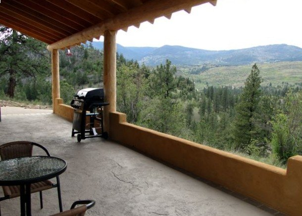 Quietude and privacy with commanding views can be yours.