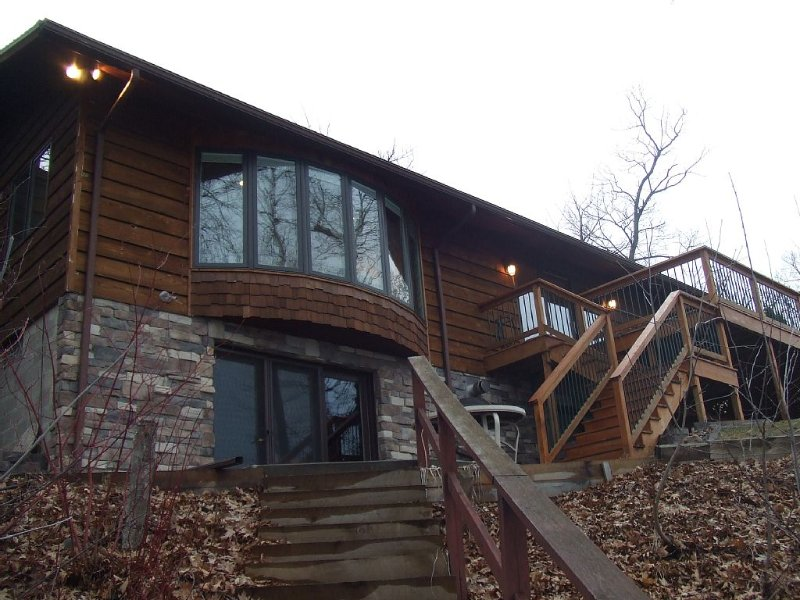 Fall Special Rates **  Family Friendly ~ beautiful views of Gull Lake, holiday rental in Brainerd