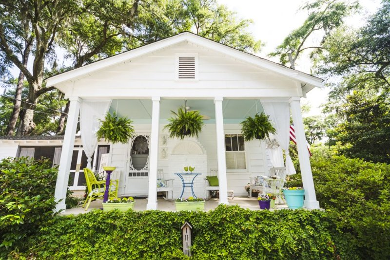 Cottage/Tiny House Living Accommodation in Beaufort for Cost-conscious Traveler, vacation rental in Beaufort