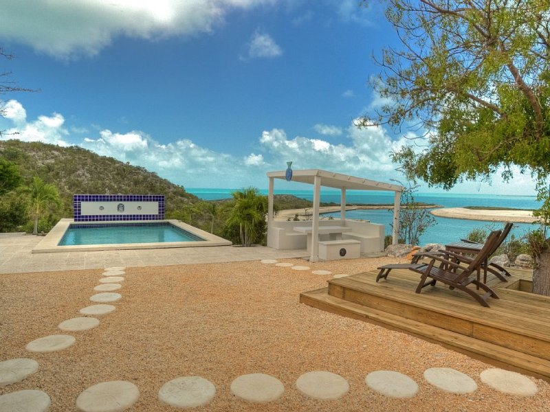 Caicos Blue Hideaway - The Most Private And Beautiful Spot Atop The Ocean, holiday rental in Providenciales