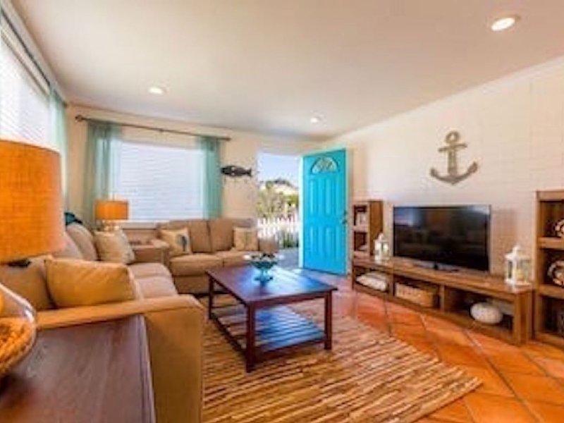 �GREAT LOCATION: FAMILY & PET FRIENDLY BEACH COTTAGE�, alquiler de vacaciones en San Clemente